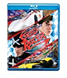 Cover art for  Speed Racer [Blu-ray]