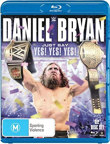 Wwe: Daniel Bryan - Just Say Yes! Yes! Yes! Bluray [Blu-ray] [Import]
