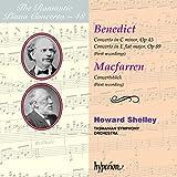 Benedict: Piano Concerto in C minor, op. 45, Concerto in E flat major, Op. 89; Macfarren:Concertstuck (Romantic Piano Concerto vol. 48)