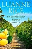 Ein zitronengelber Sommer: Roman