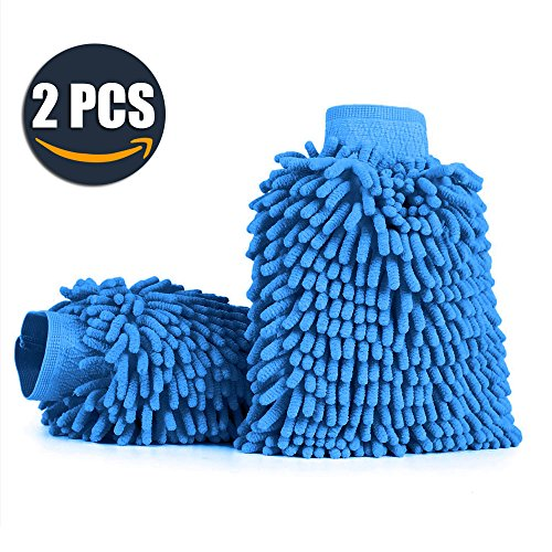 aodoor-2-pieces-voiture-wash-mitt-microfibre-chenille-car-wash-mitt-gants-corail-velours-absorbant-w