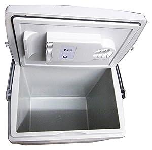 Kühlbox 30 Liter 12 / 24 Volt Isolierbox Kühlschrank Kühltasche Wärmebehälter from IGOERTZ