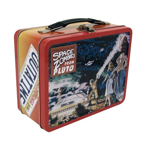 Back to the Future Tin Tote Factory Entertainment