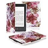 MoKo Amazon Kindle 4 Case - Ultra Slim Lightweight Smart-shell Stand Case for 4th Generation Amazon Kindle (6