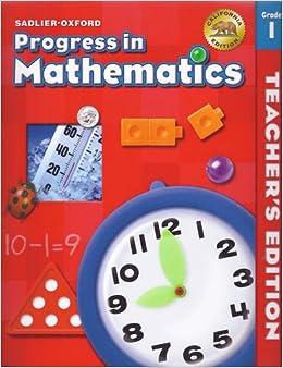 progress in mathematics grade 1 teacher 39 s edition. Black Bedroom Furniture Sets. Home Design Ideas