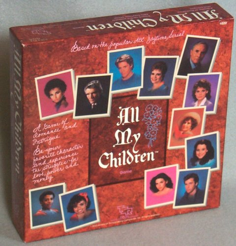 All My Children: Based on the Popular ABC Daytime Serial [BOX SET] (All My Children Game compare prices)
