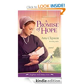 A Promise of Hope: Kauffman Amish Bakery Series, Book 2