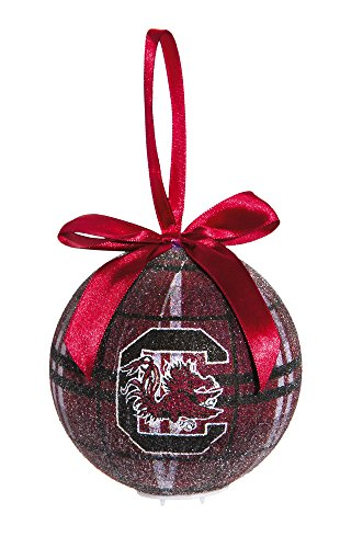100Mm Led Ball Ornament, University Of South Carolina
