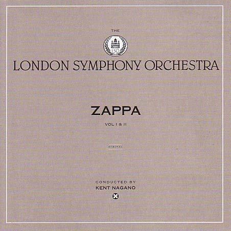 Frank Zappa - London Symphony Orchestra, Vols. 1 & 2 - Zortam Music