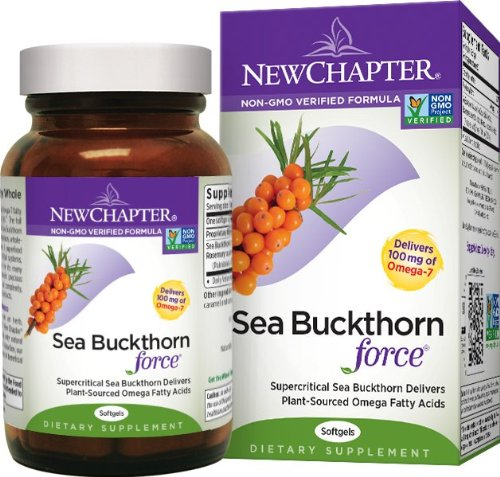 New Chapter Sea Buckthorn Force, 30 Softgels