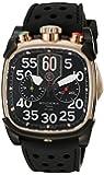 CT Scuderia Men's CS70103 Scrambler Analog Display Swiss Quartz Black Watch