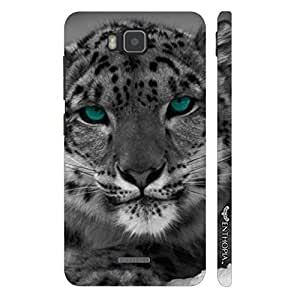 Huawei Y560 BLUE EYED CAT designer mobile hard shell case by Enthopia