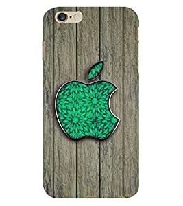Kingcase Printed Back Case Cover For Apple I Phone 6 - Multicolor