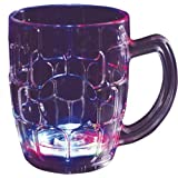 Flashing Beer Mug Trade Show Giveaway