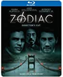 Zodiac Director's Cut - Limited Edition Steelbook [Blu-ray]