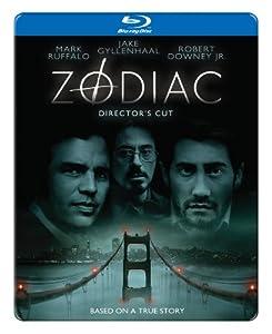 Zodiac [Blu-ray] (Director's Cut) (Steelbook)