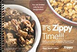 img - for It's Zippy Time!!! Cookbook book / textbook / text book