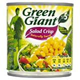 Green Giant Salad Crisp Sweetcorn 6x150g