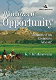 img - for Windows of Opportunity: Memoirs of an Economic Advisor book / textbook / text book
