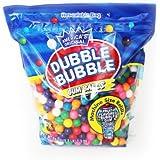 Dubble Bubble Gumball Refill 53 OZ Resealable Bag