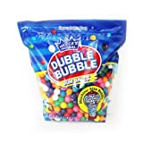 Dubble Bubble Gumball Refill 53 OZ Resealable Bag