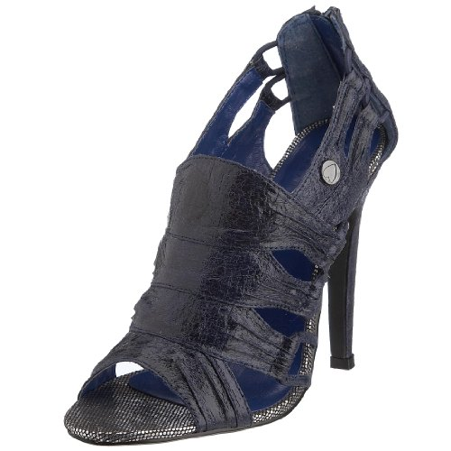 Morgan Women's Calice Heeled Sandal Navy 4 UK