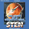 Sten: Court of a Thousand Suns: Sten Series, book 3 (       UNABRIDGED) by Allan Cole, Chris Bunch Narrated by Jerry Sciarrio
