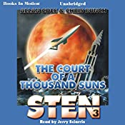 Sten: Court of a Thousand Suns: Sten Series, book 3 | Allan Cole, Chris Bunch