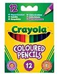 Crayola - Half Length Pencils
