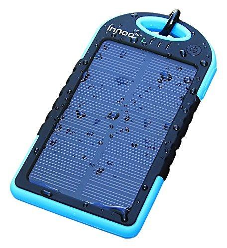 Innoo Tech Caricabatterie solare 5000mAh