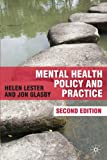 Mental Health Policy and Practice (0230584756) by Lester, Helen