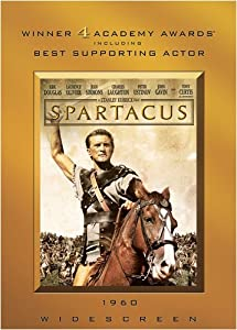 Spartacus [DVD] [1960] [Region 1] [US Import] [NTSC]