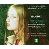 Haendel - Theodora / Daneman, Taylor, Croft, Berg, Galstian, Slaars, Les Arts Florissants, Christiepar William Christie