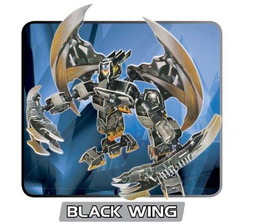 Black Wing 3-d Puzzle Werx - 1