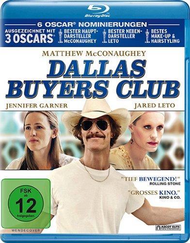 Dallas Buyers Club [Blu-ray] [Alemania]