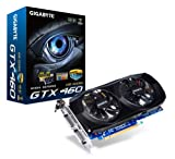 Gigabyte GeForce GTX460-1 GB GDDR5 PCIE2 256B 2DVI-I/HDMI/FAN RTL Video Card GV-N460OC-1GI