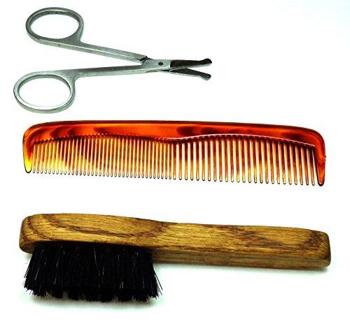 shaving toolz beard and moustache grooming kit health. Black Bedroom Furniture Sets. Home Design Ideas