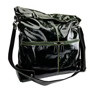 Amazon.com: SL-LLP-105 Milano Bolso del ordenador portátil (verde
