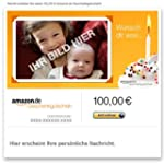 Amazon.de Gutschein per E-Mail mit ei...