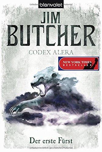 Butcher, Jim: Codex Alera 6