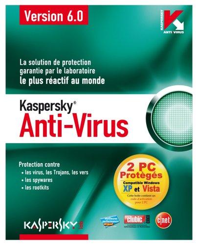 Kaspersky 6.0 2010 - это универсальное средство защиты информации. В катег