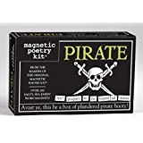 Magnetic Poetry - Pirate Kit