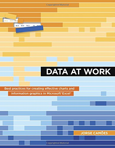 Data at Work: Best practices for creating effective charts and information graphics in Microsoft Excel (Voices That Matter) (Bar Charts English compare prices)
