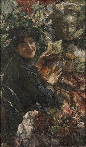 antonio-mancini-aureliaabout-1906-oil-painting-30x51-inch-76x130-cm-printed-on-perfect-effect-canvas