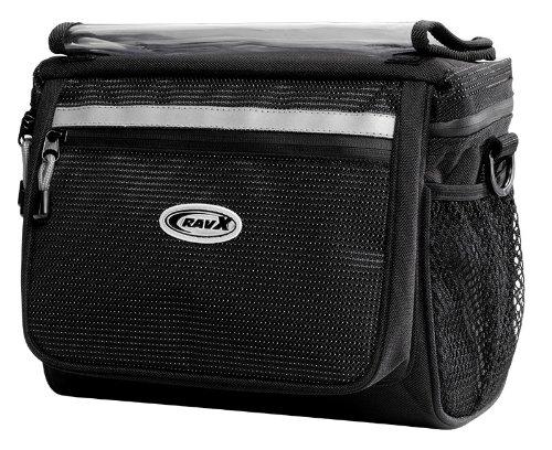 RavX Front Bag Handlebar Commuter