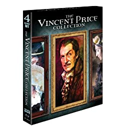 The Vincent Price Collection [Blu-ray]
