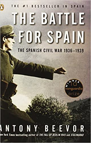 The Battle For Spain - Antony Beevor