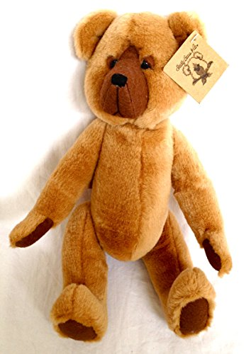 "Heartfelt Collectibles Shelly Bears 16"" Plush Jointed Bear"