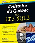 L'Histoire du Qu�bec pour les Nuls
