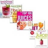 Mendocino Press Juice Diet 5 Book Collection Weight loss and good Health, (The Smoothie Recipe Book, The Juice Diet, The Juice Master Juice Yourself Slim, 7lbs in 7 Days Super Juice Diet, The Top 100 Juices)